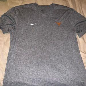 Nike dri-fit shirt XXL (Texas Longhorns)